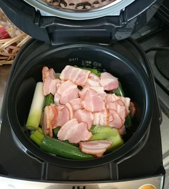 炊飯器料理 玉ねぎ 丸ごと煮
