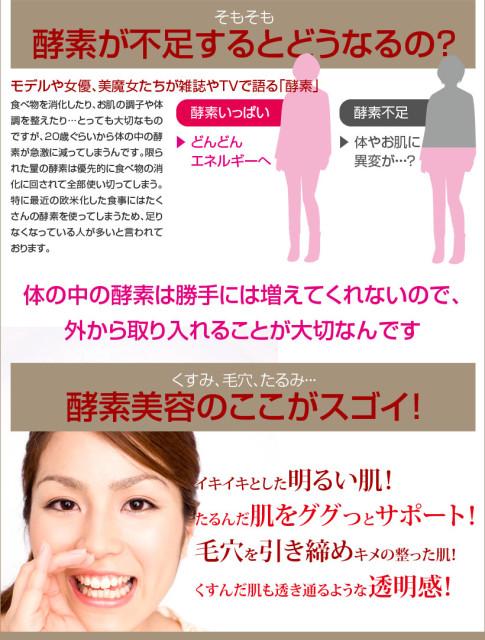酵素化粧水③